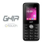 "GHIA TELEFONO CELULAR / 2G QUADBAND / 1.77"" / SINGLE CORE / 32MB/ CAM 0.08MP / RADIO FM/ NEGRO - TiendaClic.mx"