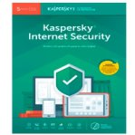 ESD KASPERSKY INTERNET SECURITY / 5 USUARIOS / 1 A?O / DESCARGA DIGITAL - TiendaClic.mx
