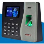 ON THE MINUTE 4.5 SQL K20 TERMINAL HUELLA/RFID/USB 500 EMPLEADOS - TiendaClic.mx