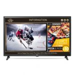 TELEVISION SUPER SIGN PARA SEÑALIZACION DIGITAL LG; 43 FULL HD, IPS, 400 NITS 16/7, WI-FI BUILT IN; HDMI (X2) USB, RF, RS-232, RGB IN, RJ45, BOCINA 10 W (X2) - TiendaClic.mx