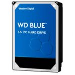 DD INTERNO WD BLUE 3.5 6TB SATA3 6GB S 256MB 5400RPM P/PC COMP BASICO - TiendaClic.mx