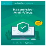 ESD KASPERSKY ANTI-VIRUS / 5 USUARIOS / 2 A?OS / DESCARGA DIGITAL - TiendaClic.mx