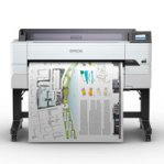 PLOTTER EPSON SURE COLOR T5470, 36 PULGADAS (91.44 CM) , RED Y USB, 4 TINTAS, 2.400 X 1.200 DPI - TiendaClic.mx