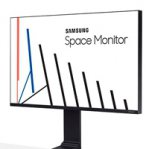 MONITOR LED SAMSUNG 27 WIDESCREEN WQHD 2,560 X 1,440 LS27R750QELXZX, NEGRO, 144HZ,  1 HDMI, SPACE  - TiendaClic.mx