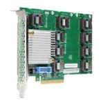 TARJETA INTERNA DE EXPANSION SAS HPE ML350 GEN10 DE 12 GB CON CABLES - TiendaClic.mx