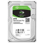 SEAGATE DD INTERNO BARRACUDA PRO 3.5 8TB / SATA3/ 6GB/S/7200RPM - TiendaClic.mx