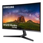 "SAMSUNG MONITOR LED 32"" WIDE SCREEN WQHD 2560 X 1440 / 2 HDMI 1 DP CURVO - TiendaClic.mx"