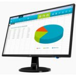 MONITOR LED HP 23.8 N246V RESOLUCION (1920 X 1080)/VGA-HDMI-DVI/VESA 100/3-3-3 - TiendaClic.mx