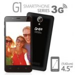 "Smartphone Ghia Sveglio G1 - 4.5"" - Quad Core 1.3 Ghz - 512mb - 8GB - 0.3mp/2mp - WiFi - Bluetooth - Android 5.1 - Dualsim 3G - TiendaClic.mx"