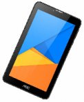 """Tablet AOC A724G 7"""",8GB,1024x600 Pixeles,Android 5.1,Blutooth 4.0,Negro - TiendaClic.mx"""