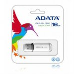 Memoria USB Adata C906 16 GB Color Blanco - TiendaClic.mx