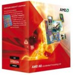 AMD APU A6 3650 4 CORES 2.6 GHZ 4MB 100W S-FM1 VIDEO HD 6530D - TiendaClic.mx