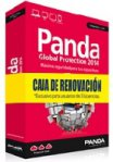 ANTIVIRUS PANDA GLOBAL PROTECTION 2014 (3 LICENCIAS 1 ANO) RENOVACION, CAJA - TiendaClic.mx