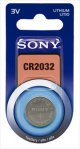 BATERIA SONY CR2032  LITIO COIN 1PZ - TiendaClic.mx