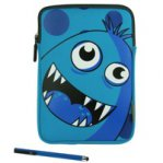B&F KIT FUNDA 7 + STYLUS (AZUL) PERFECT CHOICE - TiendaClic.mx