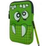 B&F KIT FUNDA 7 + STYLUS (VERDE) PERFECT CHOICE - TiendaClic.mx