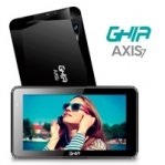 BUNDLE TABLET GHIA AXIS7 /T7718N / QUAD / 1GB / 8GB / 2CAM / WIFI / AND 7 / BT / NEGRA + GHIA SINTONIZADOR BSICO DE TV   - TiendaClic.mx