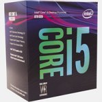 CPU INTEL CORE I5-8400 S-1151 8A GENERACION 2.8 GHZ 6MB 6 CORES GRAFICOS 350 MHZ PC/GAMER - TiendaClic.mx