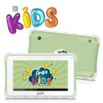 "TABLET GHIAKIDS 7"" TODDLER / QUAD CORE / 1GB / 8GB / 2CAM / ANDROID 8.1 / VERDE - TiendaClic.mx"