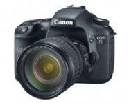 CAMARA CANON EOS 7D,18 MP, KIT LENTE 28-135 MM IS - TiendaClic.mx