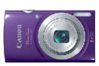 CAMARA CANON POWERSHOT ELPH 135 IS 16 MP, 8X , LCD 2.7, BAT.LITIO, ESTABILIZADOR, C.MORADO - TiendaClic.mx