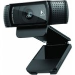 CAMARA WEB LOGITECH C920 FULL HD 1080P FOTO 15 MP ENFOQUE AUTOMATICO 2 MICOFONOS USB PC/MAC/ANDROID - TiendaClic.mx