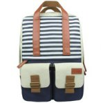 CANVAS MOCHILA LAPTOP 15 (NAVY) PERFECT CHOICE CON FUNDA PARA TABLET DE HASTA 10 - TiendaClic.mx