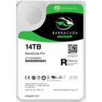 "SEAGATE DD INTERNO BARRACUDA PRO 3.5"" 14TB / SATA3 / 6GB/S / 7200RPM - TiendaClic.mx"