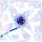 VENTILADOR THERMALTAKE PURE 12 LED AZUL/120MM/1000 RPM/19.5 DBA/LED - TiendaClic.mx