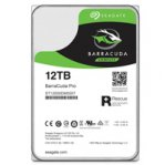 "SEAGATE DD INTERNO  BARRACUDA PRO 3.5"" 12TB / SATA3 / 6GB/S  / 7200RPM  - TiendaClic.mx"