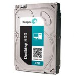DISCO DURO SEAGATE BARRACUDA 3.5 4 TB SATA3 6GB/S 5900RPM 64MB P/PC - TiendaClic.mx