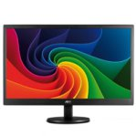 "MONITOR LED AOC/ 15.6"" / VGA /1366 X 768 / NEGRO  - TiendaClic.mx"