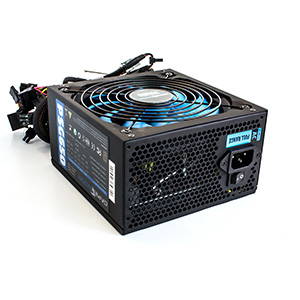 FUENTE DE PODER/ GAME FACTOR SG650 / 80 PLUS /650 W - TiendaClic.mx