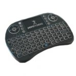 MINI TECLADO INALAMBRICO DE ENTRETENIMIENTO P/SMART TV PERFECT CHOICE - TiendaClic.mx