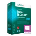 KASPERSKY TOTAL SECURITY - MULTI-DEVICE / PARA 5 / BASE / 3 A?OS / ELECTRONICO - TiendaClic.mx