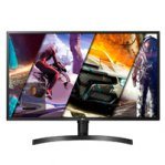MONITOR LED LG 32UK550 31.5 IPS 4K 3840X2160 4MS, HDMI(2) DISPLAYPORT(1) BOCINA5W(2) AUX, COLOR NEGRO - TiendaClic.mx