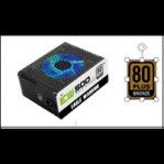 FUENTE DE PODER EAGLE WARRIOR 500W 80 PLUS BRONZE 24 PINES/1 FDD/2X PCI EXPRESS 62/5X SATA/4X MOLEX/1X 12V/VENTILADOR LED/PC/GAMER/ALTO RENDIMIENTO  - TiendaClic.mx