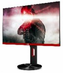 MONITOR LED GAMER AOC 25 / HDMI / VGA / DISPLAYPORT / ASPECTO 16:9 / TIEMPO DE RESPUESTA 1 MS / FREE SYNC / FLICKER FREE / 144 HZ / RESOLUCIÓN 1920 X 1080 / USB 3.0 / BOCINAS DE 2W / BRILLO 400 CD/M2 - TiendaClic.mx