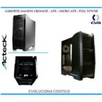 GABINETE GAMING CROMOX / ATX / MICRO ATX / FULL TOWER - TiendaClic.mx