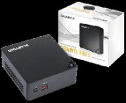 MINI PC GIGABYTE BRIX/ CORE I3 7100U/ 2 NUCLEOS 2.4 GHZ/ 2X SODIMM / HDMI / MINI DP /2X USB 3.1/ 2X USB 3.0 - TiendaClic.mx
