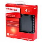 DD EXTERNO 4TB TOSHIBA CANVIO ADVANCE 2.5//USB 3.0//NEGRO//VELOCIDAD DE TRANSFERENCIA 5GB/S//PASSWORD PROTECTION/SOFTWARE DE RESPALDO//WIN10 - TiendaClic.mx