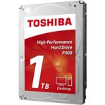DD INTERNO TOSHIBA P300 3.5 1TB/SATA3/6GB/S/CACHE 64MB/7200RPM/P/PC - TiendaClic.mx