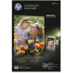 "HP EVERYDAY PHOTO PAPER, GLOSSY 4X6"" (EXTENDED TAB) 50 HOJAS - TiendaClic.mx"