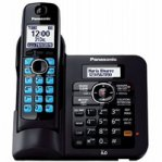 INALáMBRICO DECT 6.0, BASE, DOBLE PAD, LCD EN BASE & HS , CALLER ID, CONTESTADORA DIGITAL - TiendaClic.mx