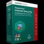 KASPERSKY INTERNET SECURITY - MULTIDISPOSITIVOS / 10 USER / 1 AÑO / CAJA - TiendaClic.mx