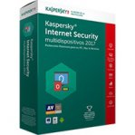 KASPERSKY INTERNET SECURITY - MULTIDISPOSITIVOS / 3 MAS 1 USER / 1 AÑO / CAJA - TiendaClic.mx