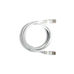 Cable de Parcheo UTP Cat5e - 30 metros - Blanco - TiendaClic.mx
