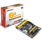 MB BIOSTAR AM1MHP AMD S-AM1/ 2X DDR3 1600/VGA /HDMI /PCI /2X USB 3.0 /MICRO ATX/PC - TiendaClic.mx