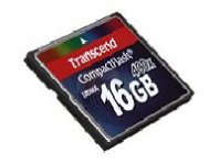 MEMORIA CARD COMPACTFLASH 16 GB 400X TRANSCEND - TiendaClic.mx