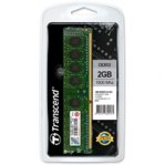 MEMORIA DDR3 2 GB PC 1600 MHZ CL11 TRANCEND - TiendaClic.mx